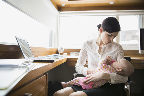 No, It's Fine to Call Me a Mompreneur