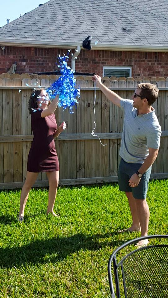 4 Gender Reveal Options!