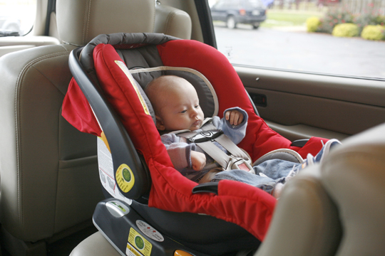 5 Car Seat Mistakes You Could Be Making