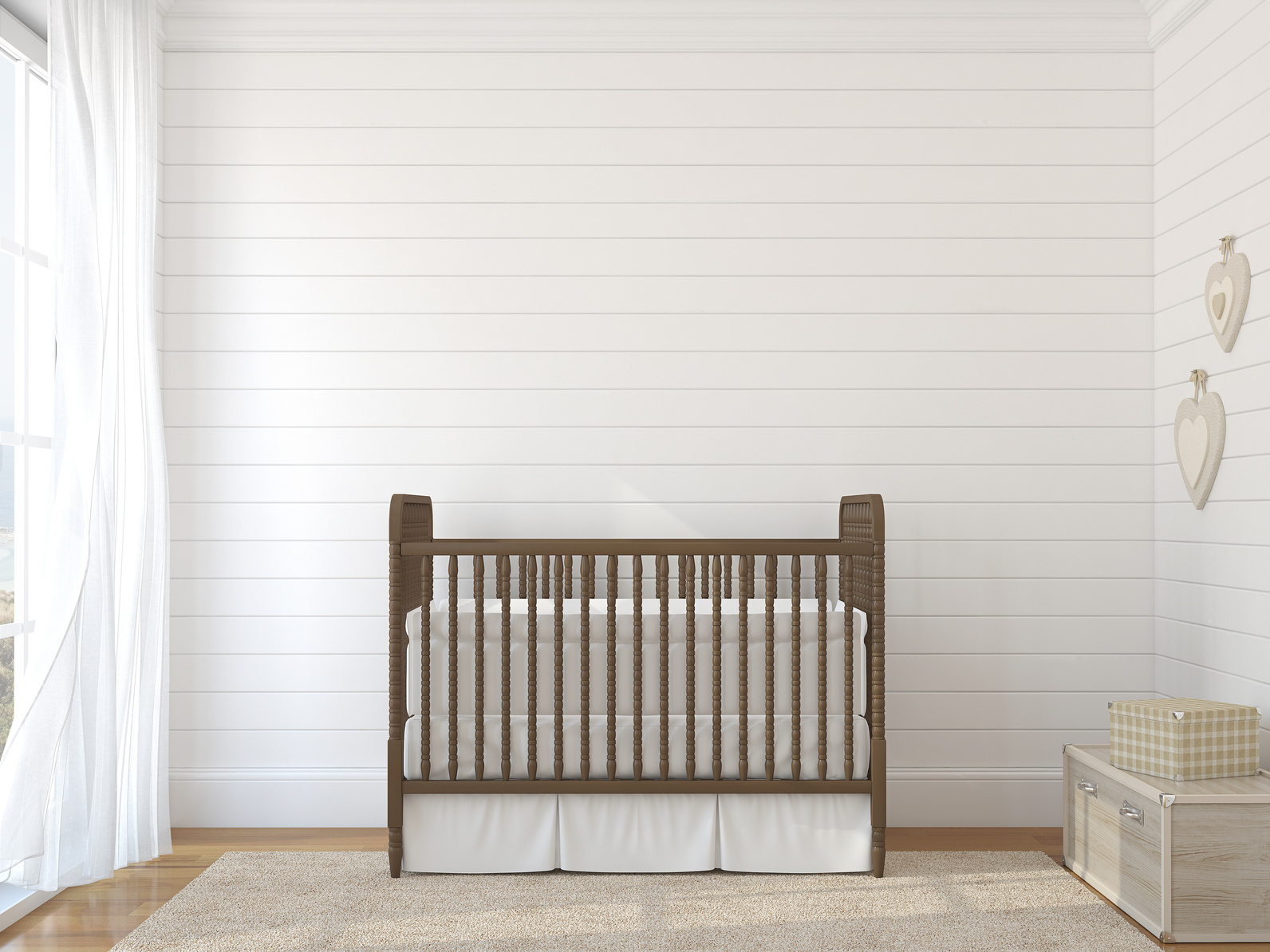 Set Up A Perfect Nursery For Sleeping