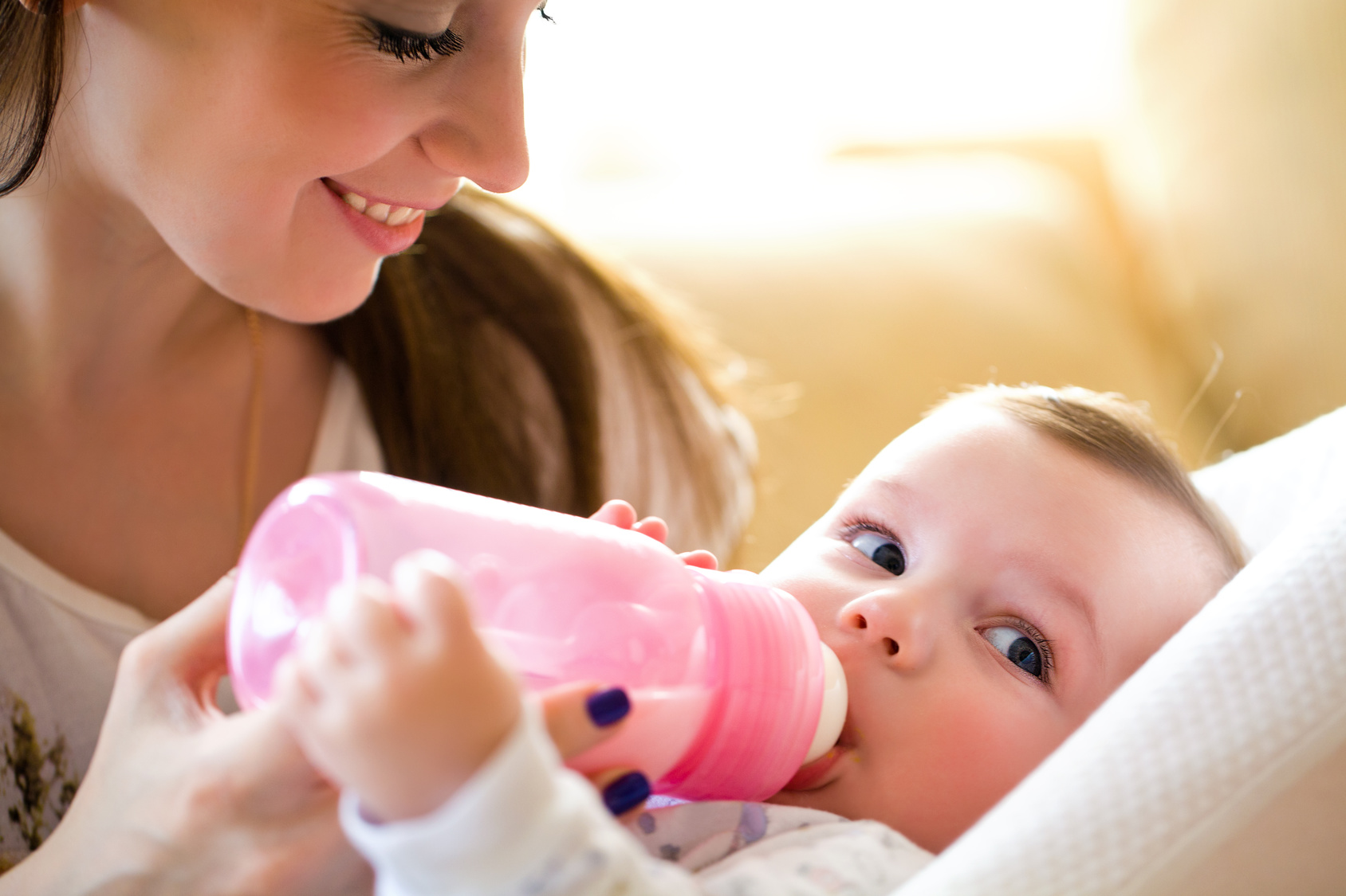 Introducing a Bottle to a Breastfed Baby