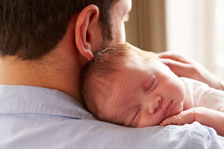 dad and baby bonding tips