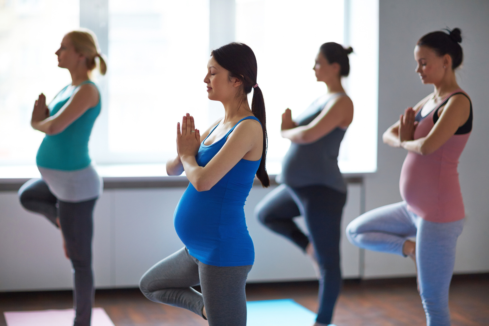 Hottest Houston Prenatal Yoga Studios