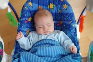 bad newborn sleep habits