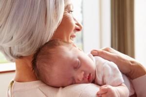 newborn family visit