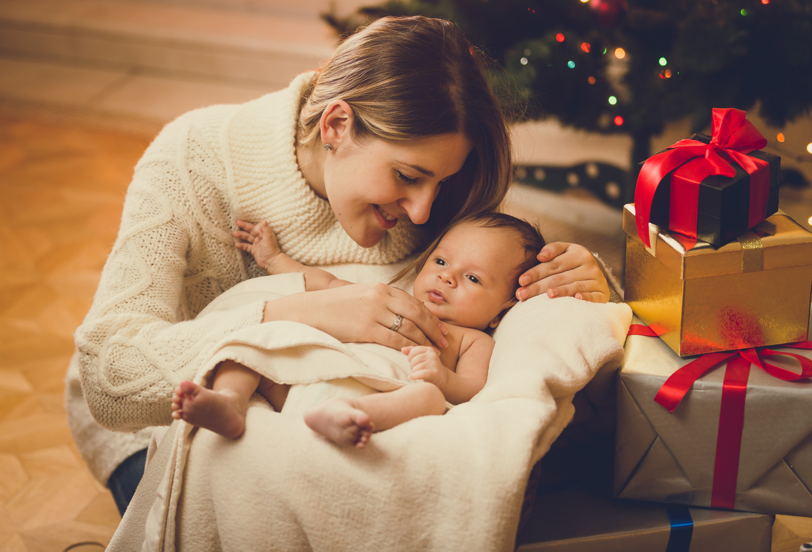 5 Great Holiday Gifts for Baby