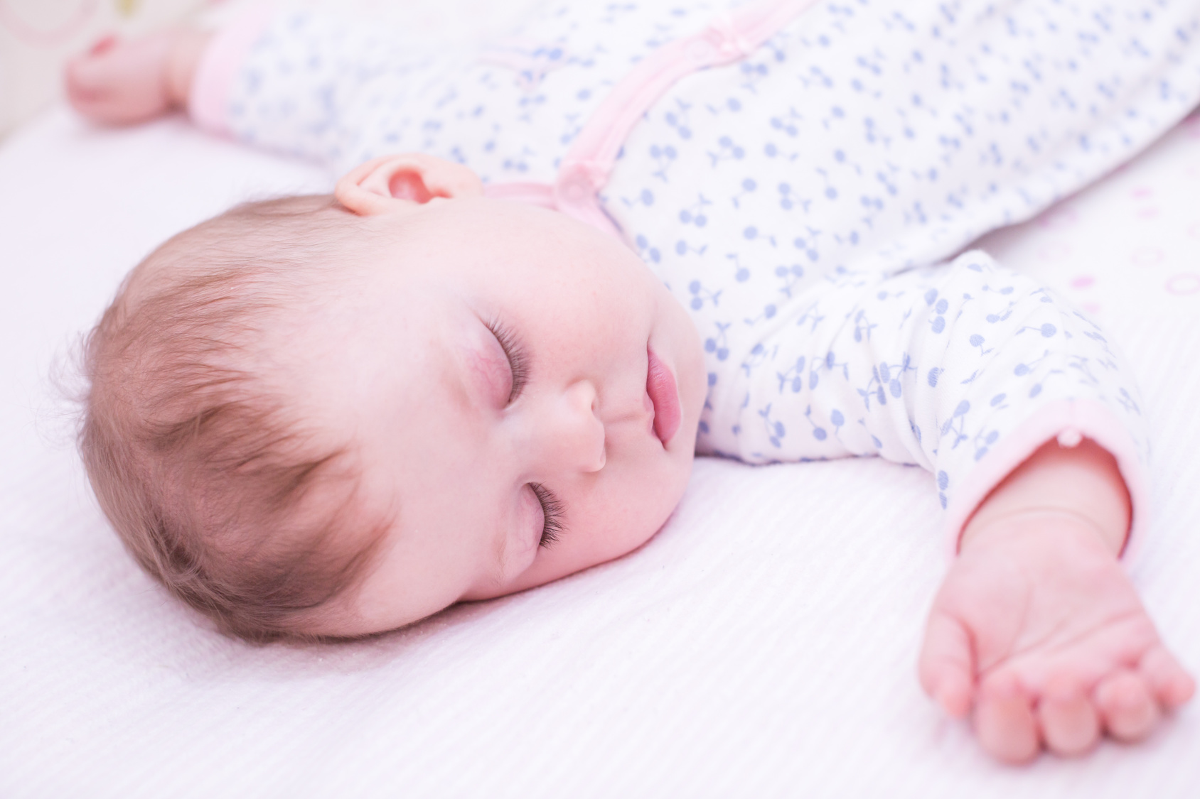 Infant Naptime Tips