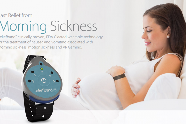 reliefband for morning sickness