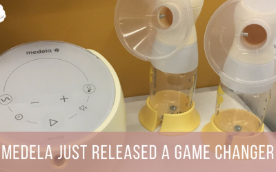Medela Releases Game Changer – Sonata Breast Pump