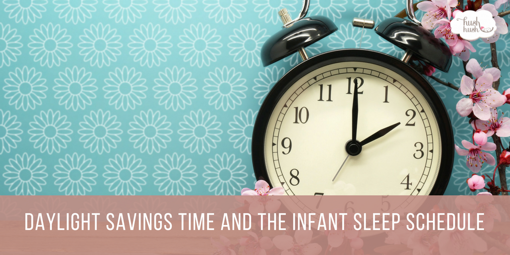 Daylight Savings Time and the Infant Sleep Schedule