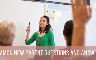 Common New Parent Questions and Answers