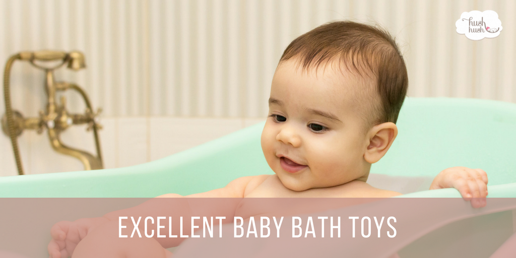 Excellent Baby Bath Toys