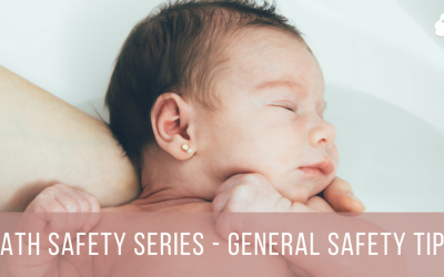 Bath Safety Series – General Safety Tips