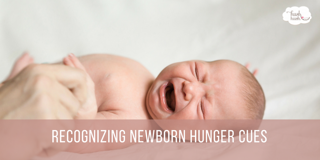 Newborn Hunger Cues