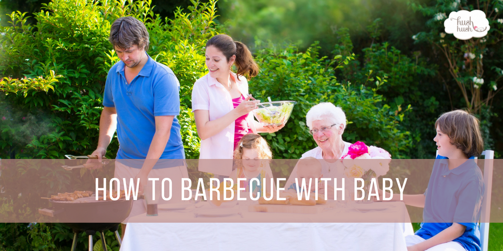 How to Barbecue with Baby