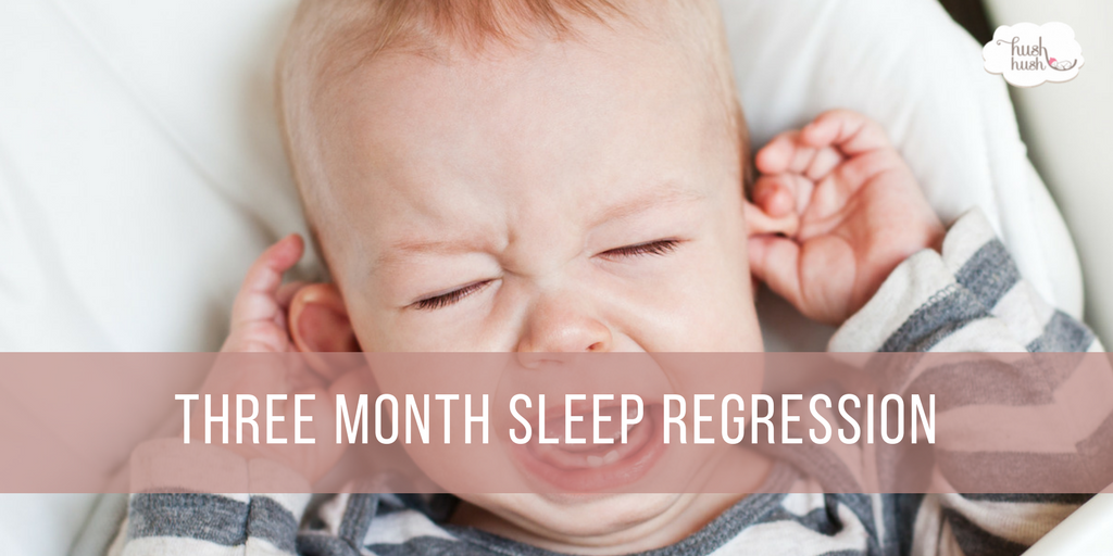 Three Month Sleep Regression