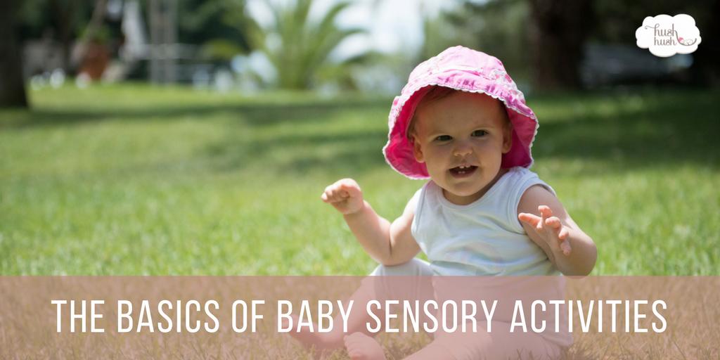 The Basics of Baby Sensory Activities