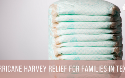 Hurricane Harvey Relief for Families in Texas