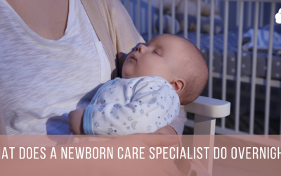 What Does a Newborn Care Specialist do Overnight?