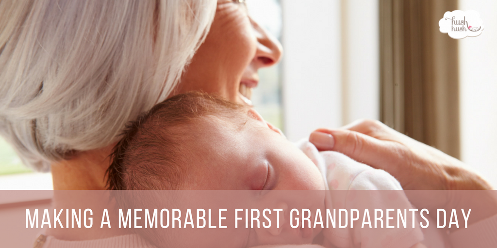 Making a Memorable First Grandparents Day