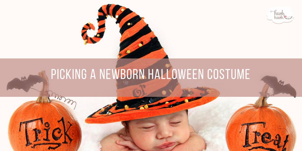 Newborn Halloween Costume