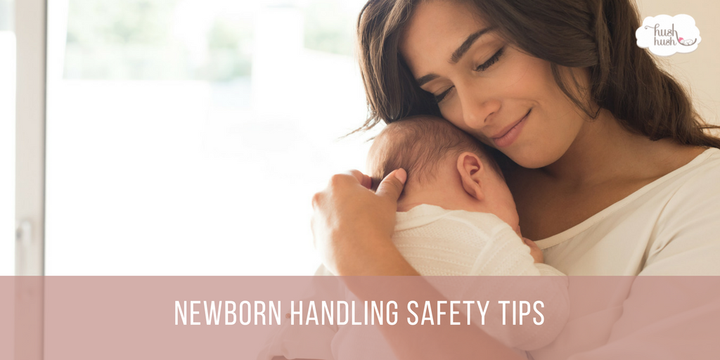 Newborn Handling Safety Tips