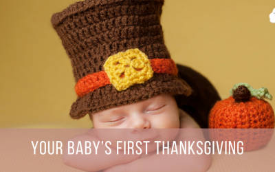 Your Baby's First Thanksgiving
