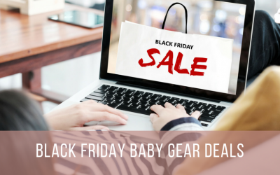 Black Friday Baby Gear Deals