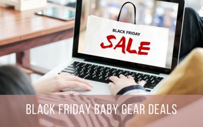 Black Friday Baby Gear Deals