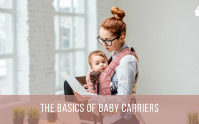 The Basics of Baby Carriers