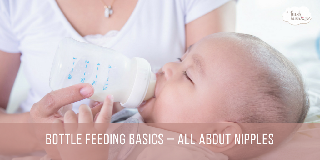 Bottle Feeding Basics – All About Nipples