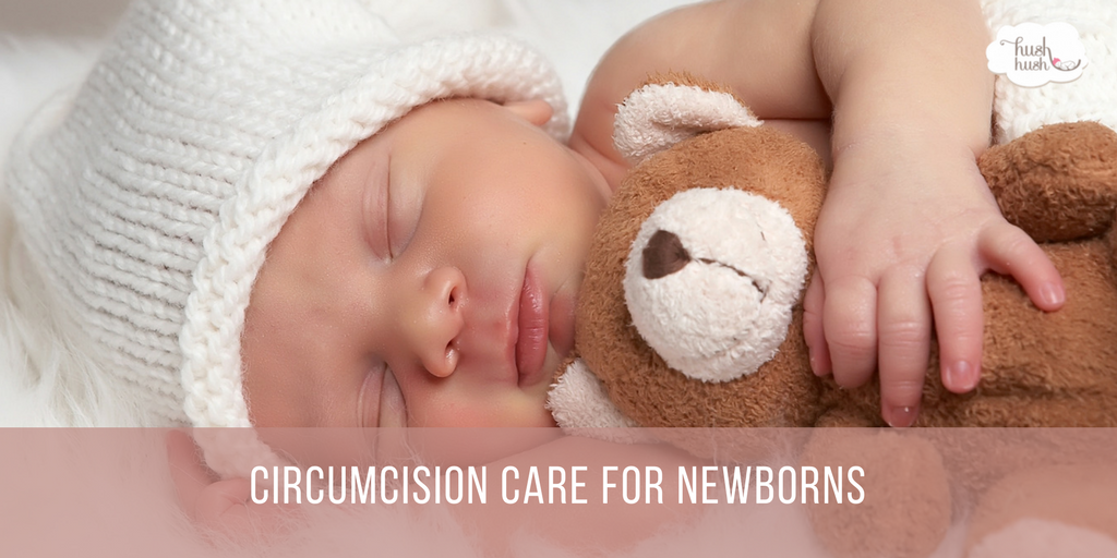 Circumcision Care for Newborns