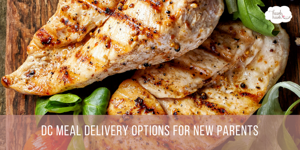 DC Meal Delivery Options for New Parents