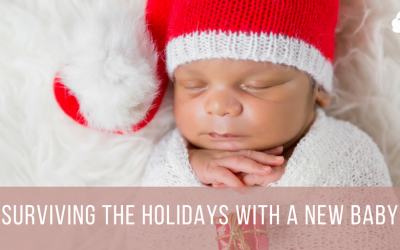 Surviving the Holidays with a New Baby