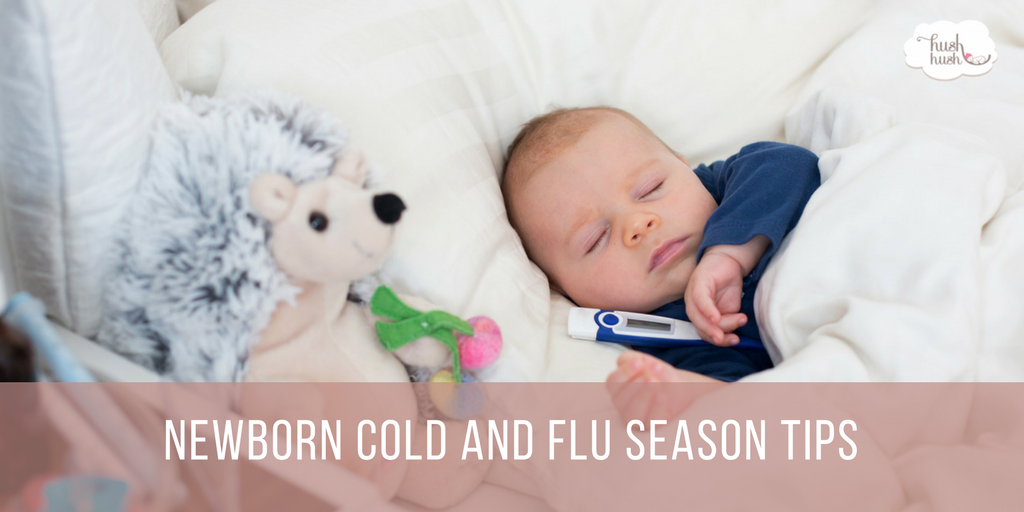 Newborn Cold and Flu Season Tips