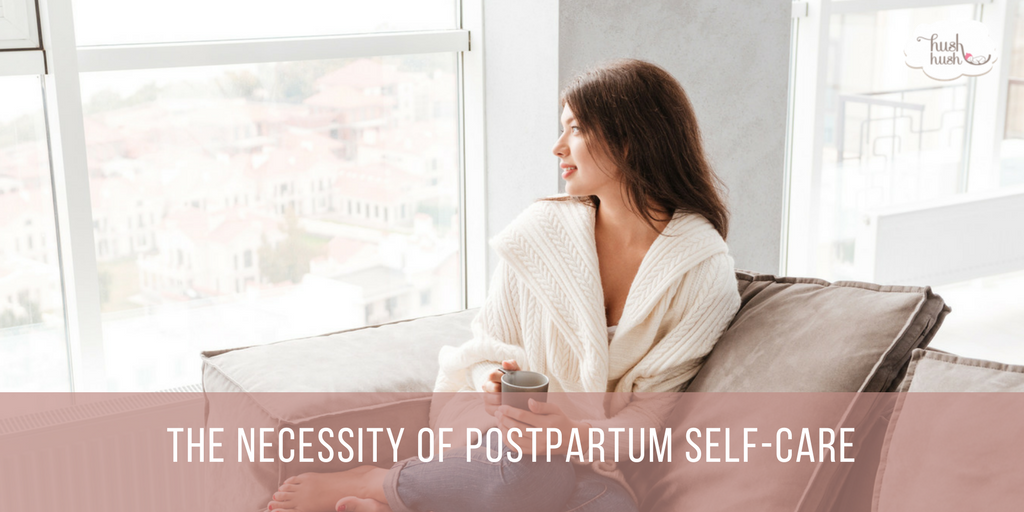 The Necessity of Postpartum Self-Care
