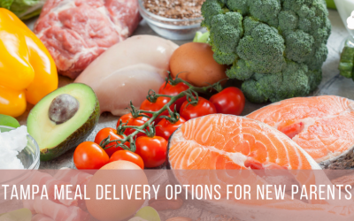 Tampa Meal Delivery Options for New Parents