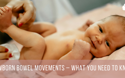 Newborn Bowel Movements – What You Need to Know