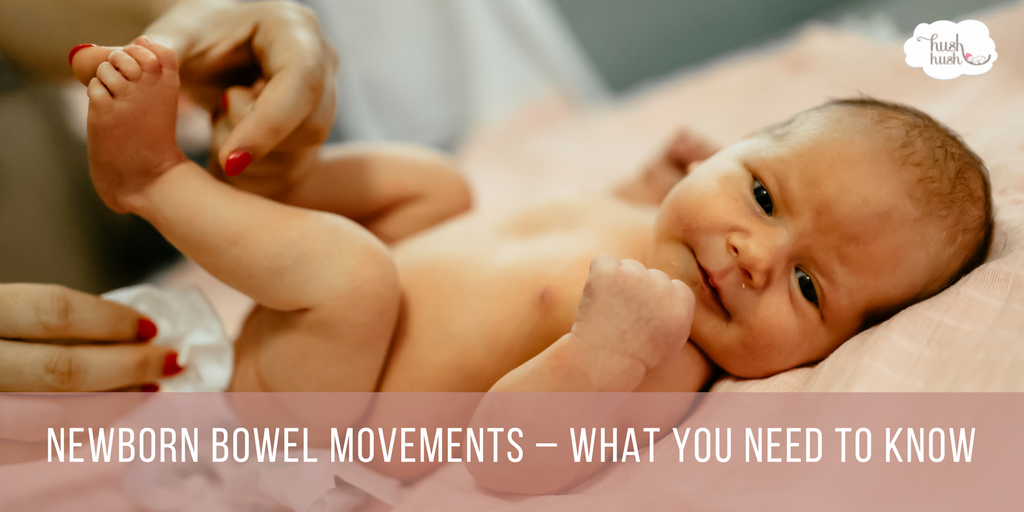Newborn Bowel Movements