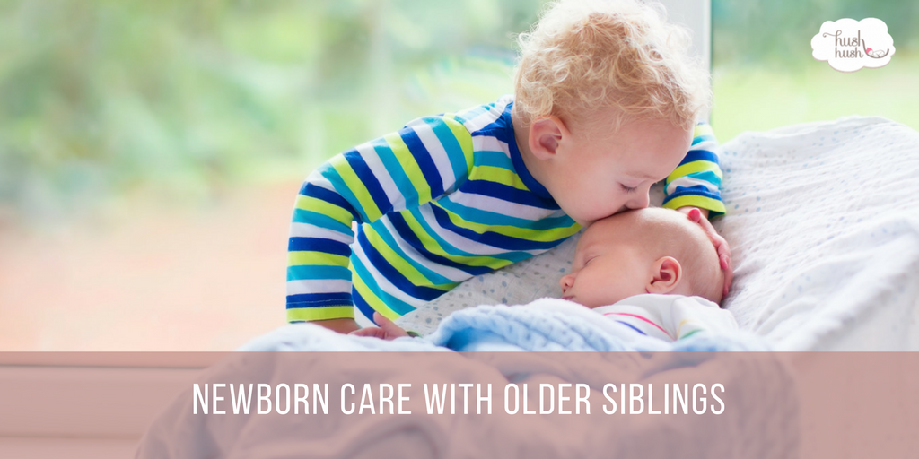 Newborn Care with Older Siblings