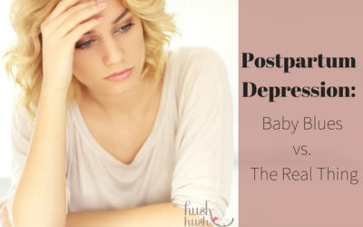 Postpartum Depression: Baby Blues vs. The Real Thing