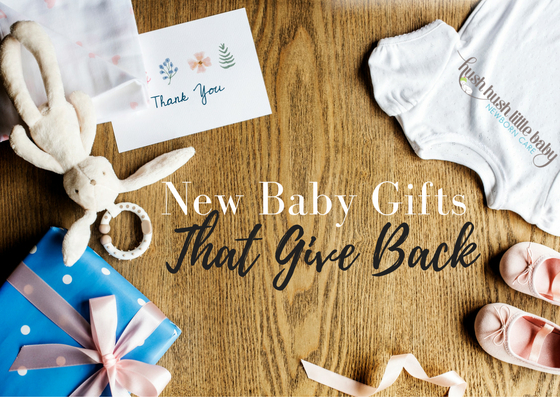 New Baby Gifts That Give Back