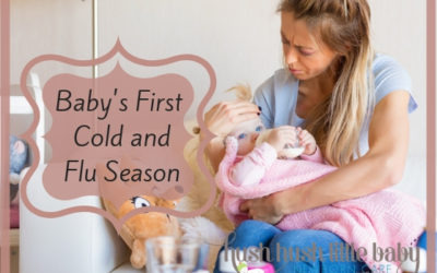 Baby's First Cold and Flu Season